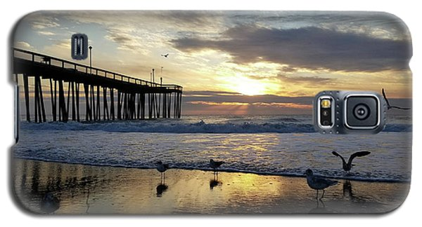 Seagulls And Salty Air Galaxy S5 Case