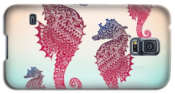 Seahorse Galaxy S5 Case by Mark Ashkenazi