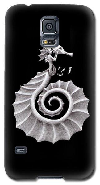 Seahorse Siren Galaxy S5 Case by Sarah Krafft