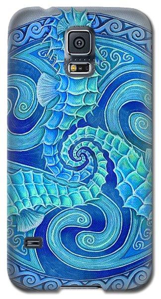 Seahorse Triskele Galaxy S5 Case