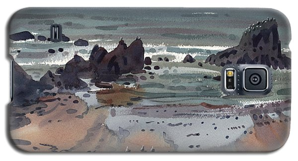 Seal Rock Oregon Galaxy S5 Case by Donald Maier