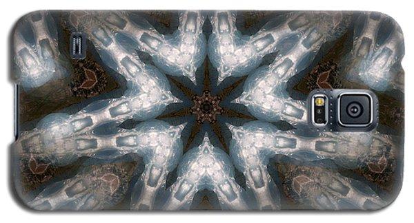 Seamless Mountain Star Galaxy S5 Case by Ernst Dittmar