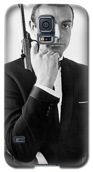 Sean Connery (1930-) Galaxy S5 Case by Granger