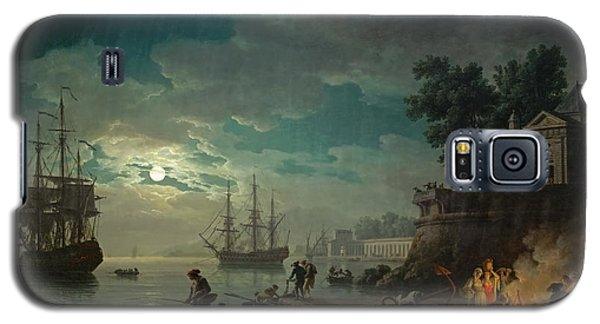 Seaport By Moonlight Galaxy S5 Case