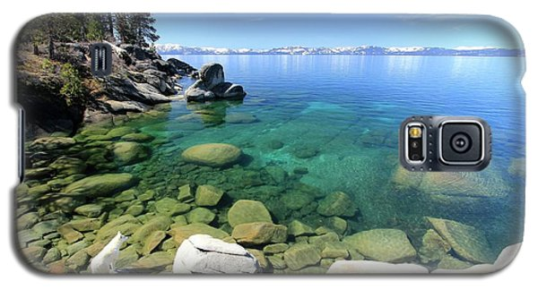 Search Her Depths  Galaxy S5 Case