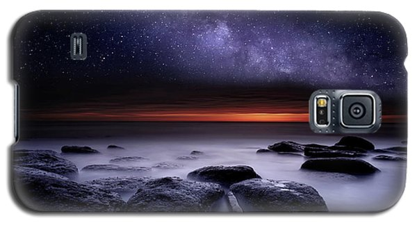 Galaxy S5 Case featuring the photograph Search Of Meaning by Jorge Maia