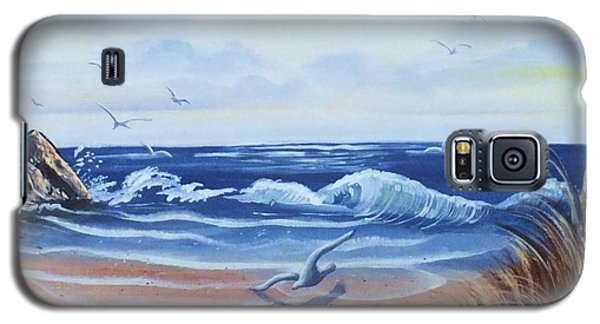 Seascape Galaxy S5 Case