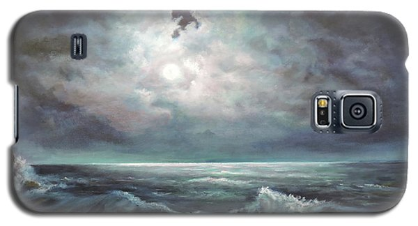 Moonlit  Galaxy S5 Case by Luczay