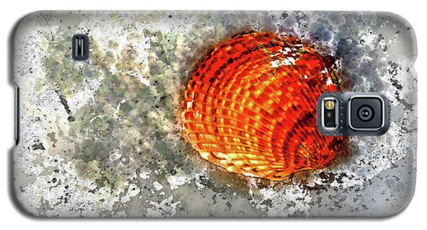 Seashell Art  Galaxy S5 Case