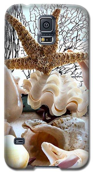 Seashell Galore Galaxy S5 Case