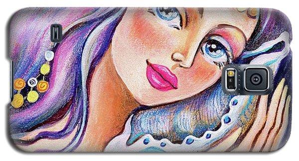 Seashell Reverie Galaxy S5 Case
