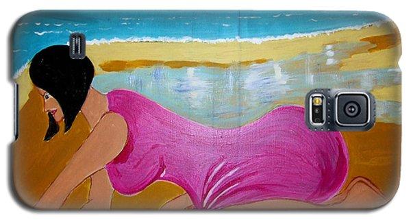 Seashells Galaxy S5 Case