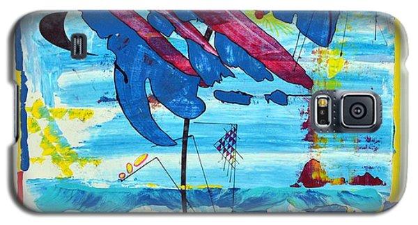 Seashore Holiday Galaxy S5 Case