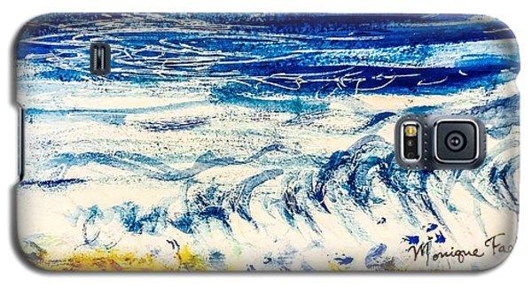 Seashore  Galaxy S5 Case