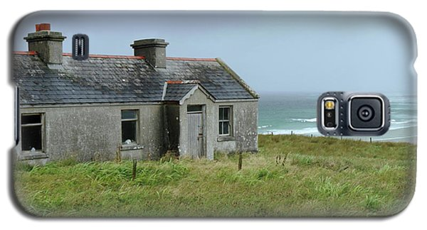 Seaside Cottage Belmullet Galaxy S5 Case