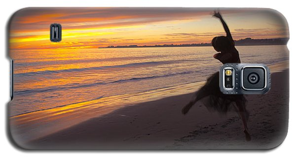 Seaside Dancer Galaxy S5 Case