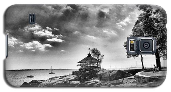 Seaside Gazebo Galaxy S5 Case