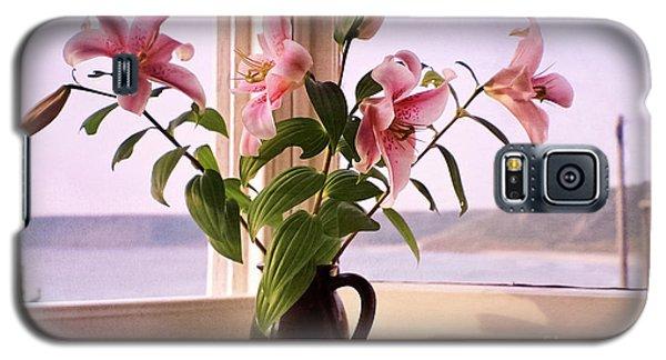 Seaside Lilies Galaxy S5 Case