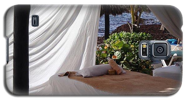 Seaside Massage Galaxy S5 Case
