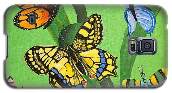 Season Of Butterflies Galaxy S5 Case