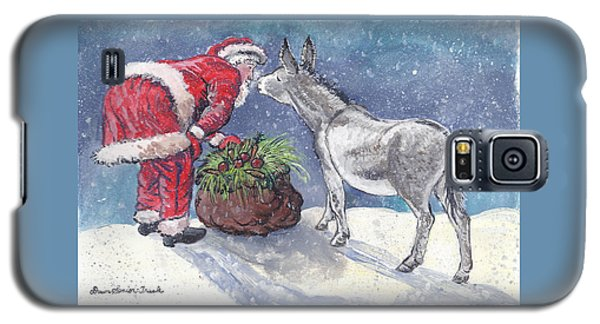 Season's Greetings Galaxy S5 Case