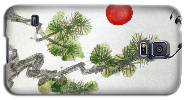 Season's Greetings Galaxy S5 Case