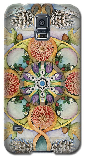 Seasons Mandala Galaxy S5 Case