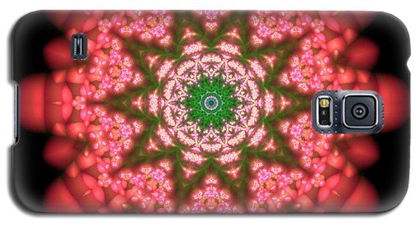 Seastar Lightmandala  Galaxy S5 Case by Robert Thalmeier