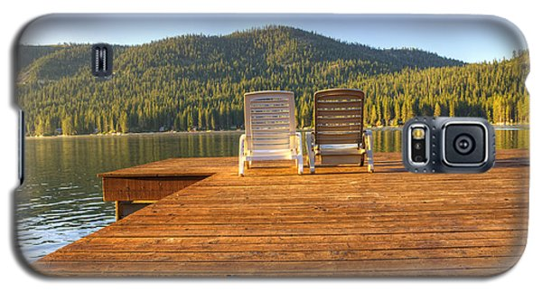 Seating For Two  Galaxy S5 Case