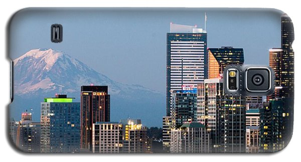 Seattle At First Light II Galaxy S5 Case