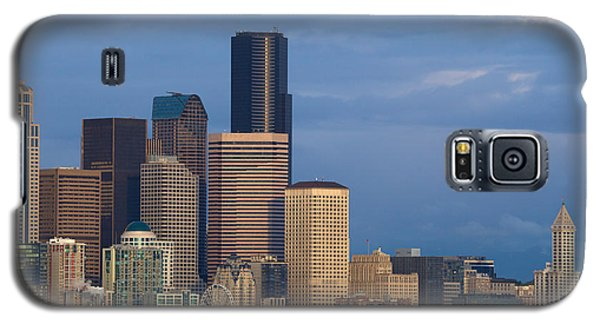 Galaxy S5 Case featuring the photograph Seattle by Evgeny Vasenev