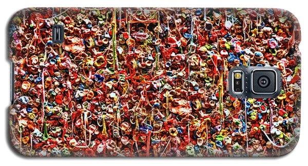 Seattle Gum Wall 2 Galaxy S5 Case by Allen Beatty