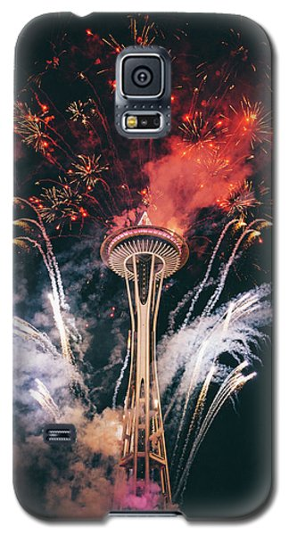 Seattle Galaxy S5 Case by Happy Home Artistry