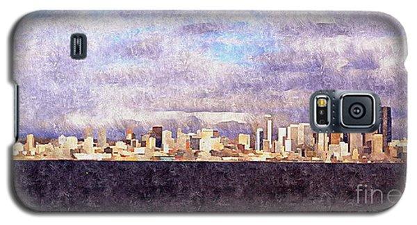 Seattle Galaxy S5 Case by Janice Spivey