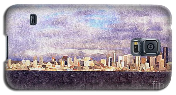 Galaxy S5 Case featuring the photograph Seattle by Janice Spivey