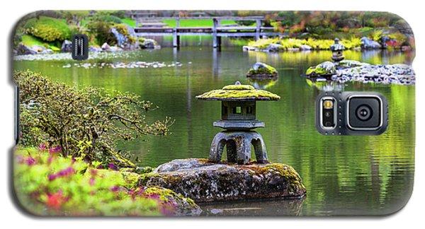 Seattle Japanese Garden Galaxy S5 Case