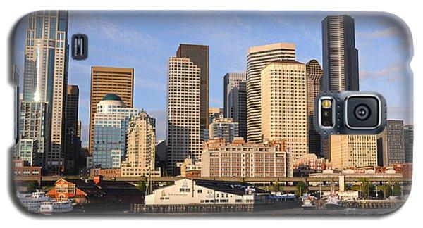 Seattle Pier 54 Galaxy S5 Case