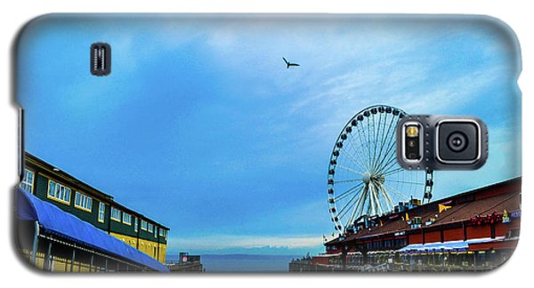 Seattle Pier 57 Galaxy S5 Case