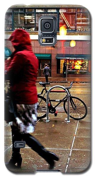 Seattle Rain Galaxy S5 Case