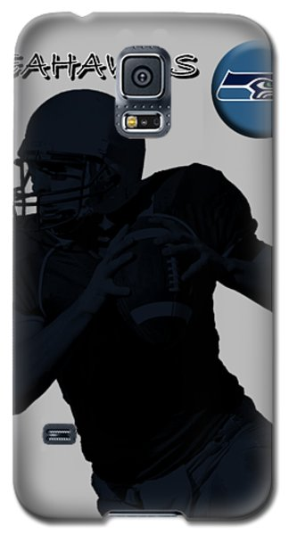 Seattle Seahawks Football Galaxy S5 Case