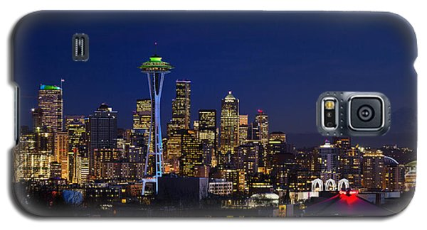 Seattle Seahawks Space Needle Galaxy S5 Case