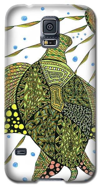 Seaturtle  Galaxy S5 Case