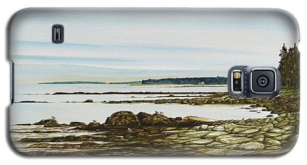 Seawall Mt. Desert Island Galaxy S5 Case