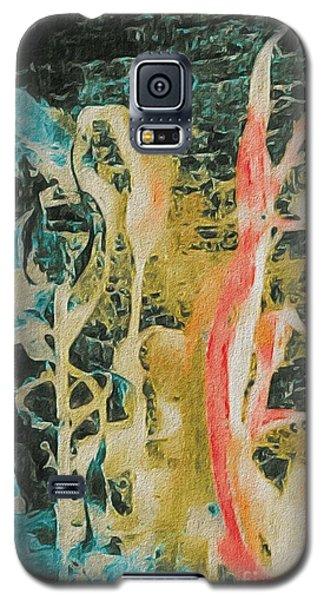 Seaweed Galaxy S5 Case by William Wyckoff