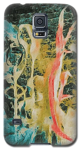 Galaxy S5 Case featuring the photograph Seaweed by William Wyckoff