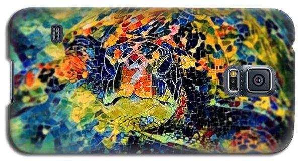 Sebastian The Turtle Galaxy S5 Case by Erika Swartzkopf