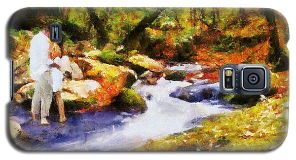 Secluded Stream Galaxy S5 Case