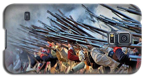 Second Battle Of Trenton Galaxy S5 Case by Steven Richman