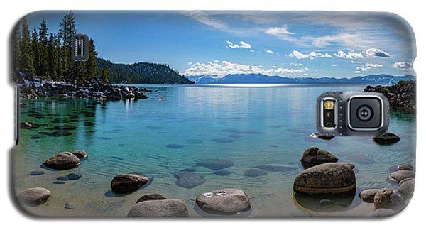 Secret Cove Aquas By Brad Scott Galaxy S5 Case