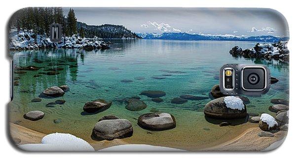 Secret Cove Winter Panorama By Brad Scott Galaxy S5 Case